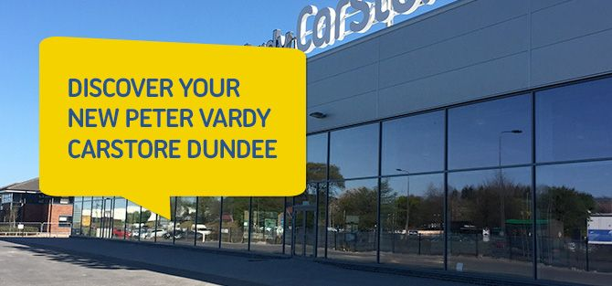 Peter Vardy CarStore Dundee...