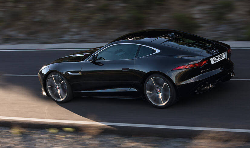 F Type Coupe >> New Jaguar F Type Coupe For Sale Offers Deals On