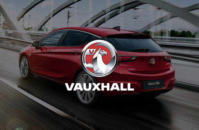 Vauxhall and VXR Store