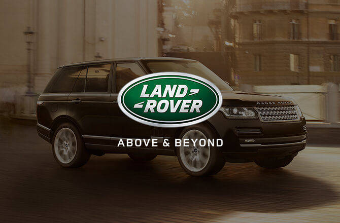 Land Rover Parts Store