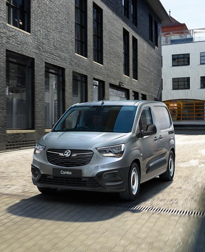 New Vans For Sale Buy A New Vauxhall Commercial Van Peter Vardy Vans