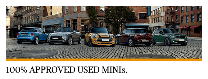 MINI Exclusive Used Car Offers