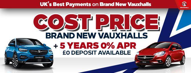 227468290860 Vauxhall Deals