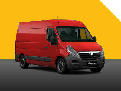 Brand New Vauxhall Movano L1H1