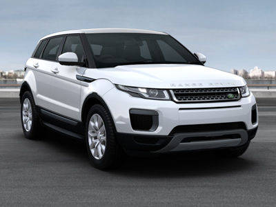 Range Rover Evoque SE Manual