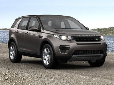Discovery Sport Pure