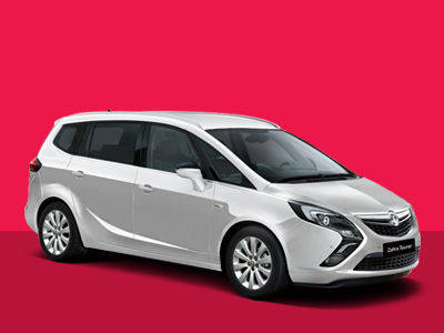 View the Brand New 17 Plate Zafira 1.4T Energy Online at Peter Vardy