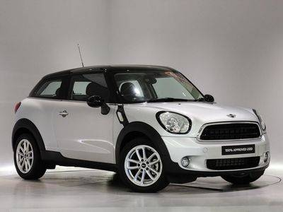 66 Plate MINI Cooper D Paceman