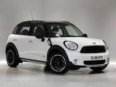 66 Plate Countryman 1.6 Cooper D ALL4