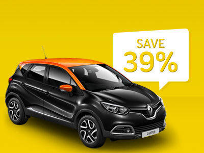 View the 15 Plate Renault Captur Online at Peter Vardy