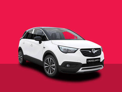 All-New 17 Plate Crossland X