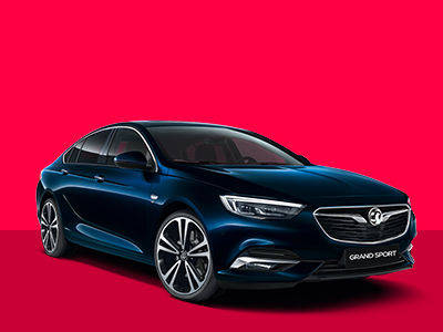 All-New 17 Plate Insignia Grand Sport 1.5T Design