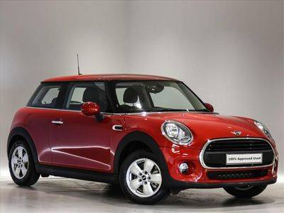 View the 17 Plate MINI One Online at Peter Vardy