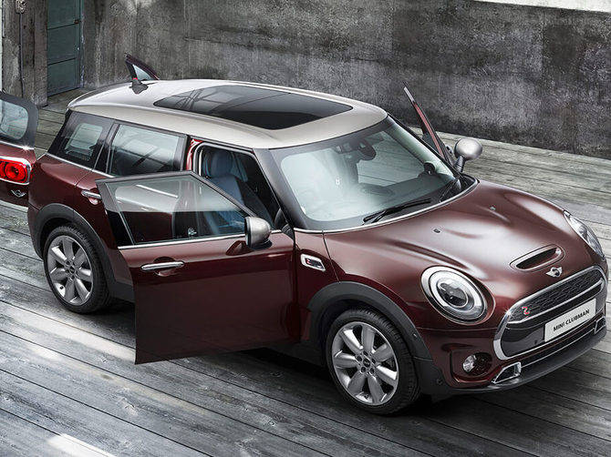 New Mini Cooper Clubman For Sale 68 Plate Mini Offers Peter Vardy