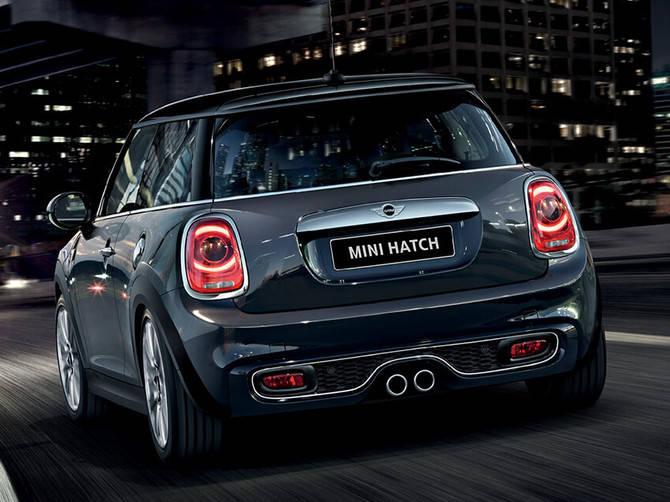 MINI Cooper S Exclusive 3-Door Hatch