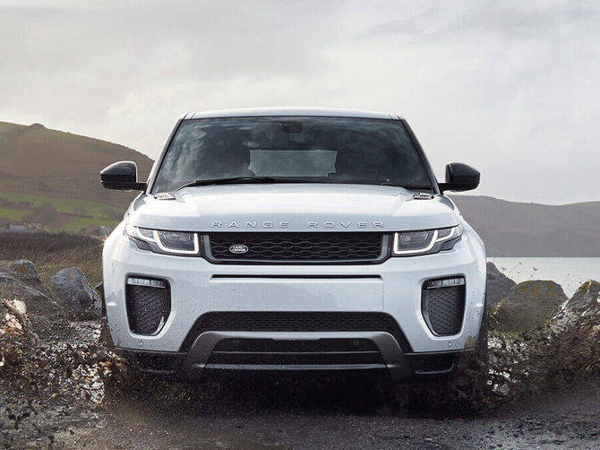 Range Rover Evoque ed4 SE Manual