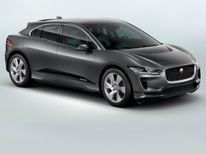69 Plate I-Pace SE