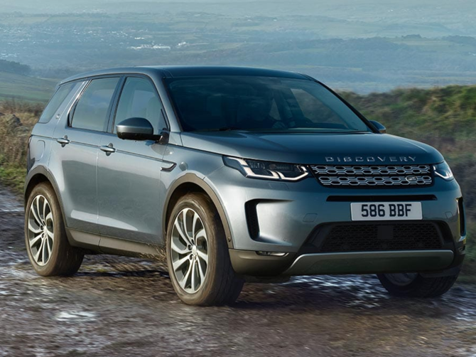 All New 69 Plate Discovery Sport 2.0 D180 AWD SE Auto