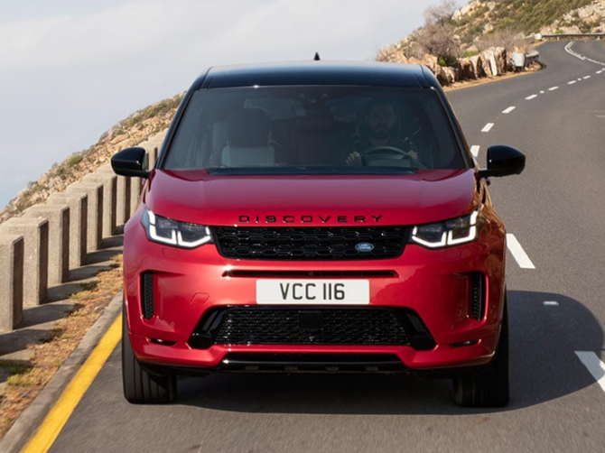All New 69 Plate Discovery Sport 2.0 D180 R-Dynamic S AWD Auto