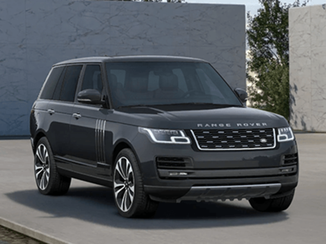 69 Plate Range Rover 5.0 Supercharged SV Autobiography Dynamic 565PS