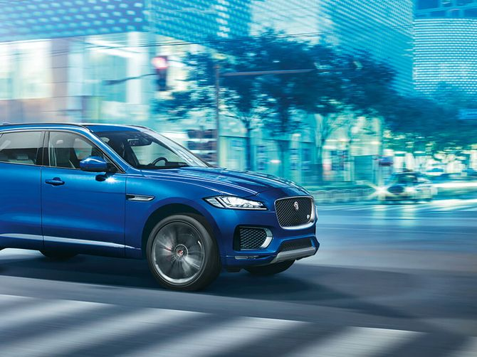 66 Plate F-Pace 3.0 D V6 S