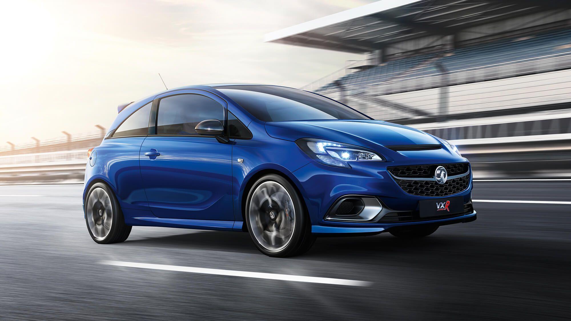 New Vauxhall Corsa VXR for Sale, On Finance & Part ...