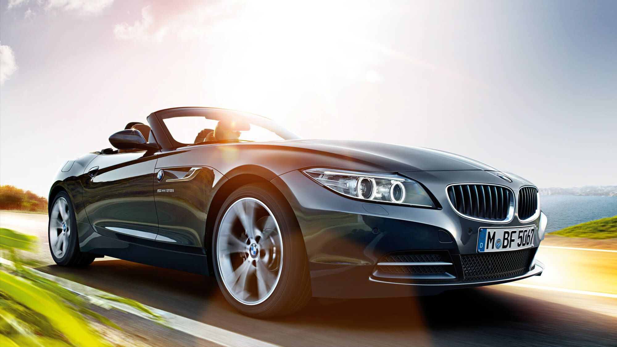 New Bmw Z4 Roadster For Sale On Finance Amp Part Exchange