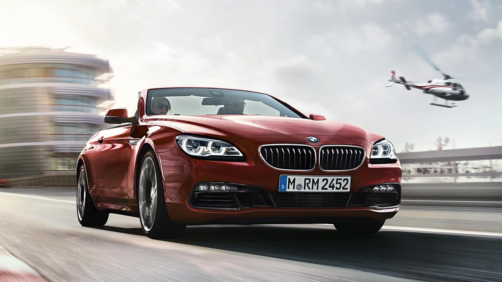 BMW 6 Series Convertible Exterior