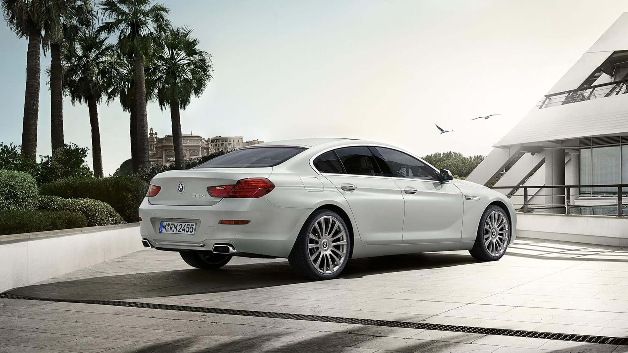 new bmw 6 series gran coupe for sale on finance part. Black Bedroom Furniture Sets. Home Design Ideas