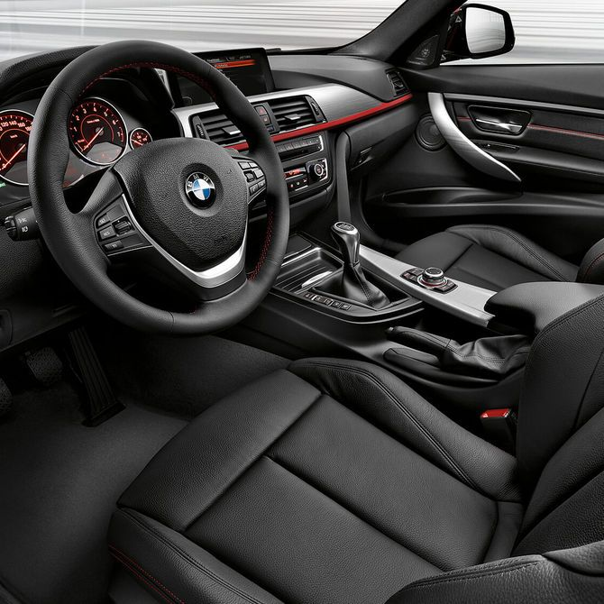 BMW 3 Series Touring Interior | Peter Vardy Edinburgh