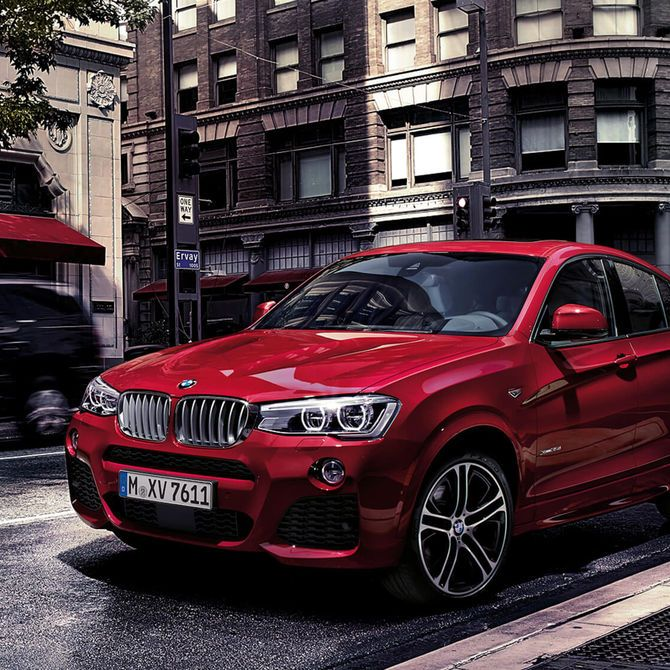 BMW X4 Performance | Peter Vardy Edinburgh