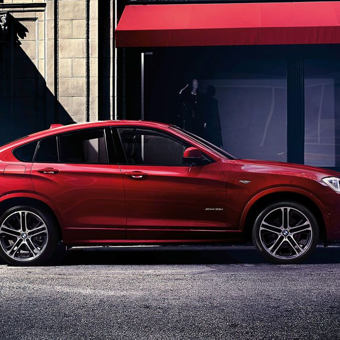 BMW X4 Drive | Peter Vardy Edinburgh