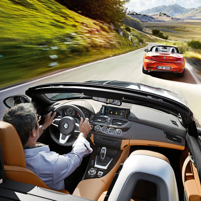 Bmw Z4 Speed: New BMW Z4 Roadster For Sale, On Finance & Part Exchange