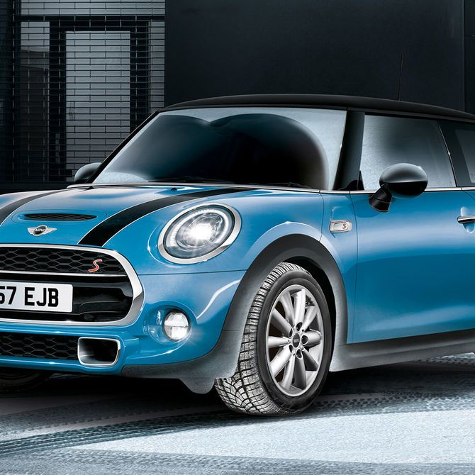 MINI Hatch Features | Peter Vardy Edinburgh
