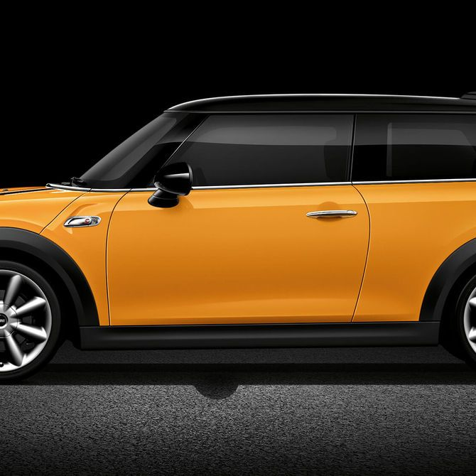 MINI Hatch Exterior | Peter Vardy Edinburgh