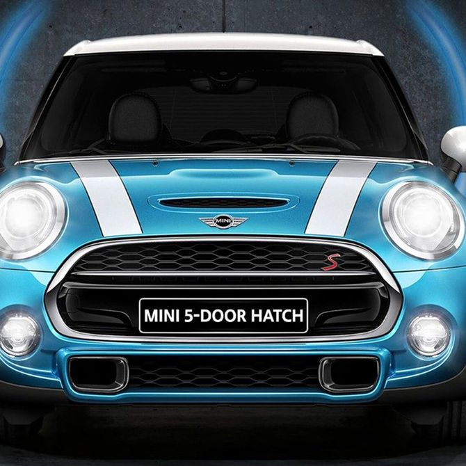 MINI 5-Door Hatch Design | Peter Vardy Edinburgh