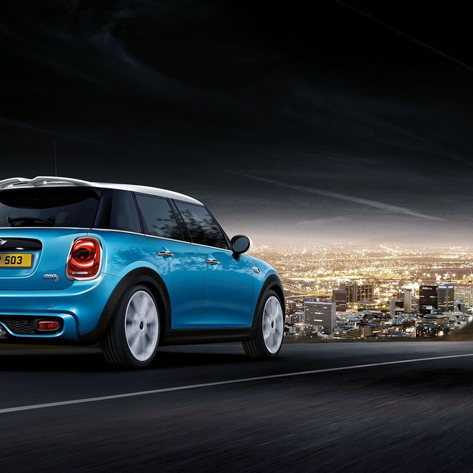 MINI 5-Door Hatch Performance | Peter Vardy Edinburgh