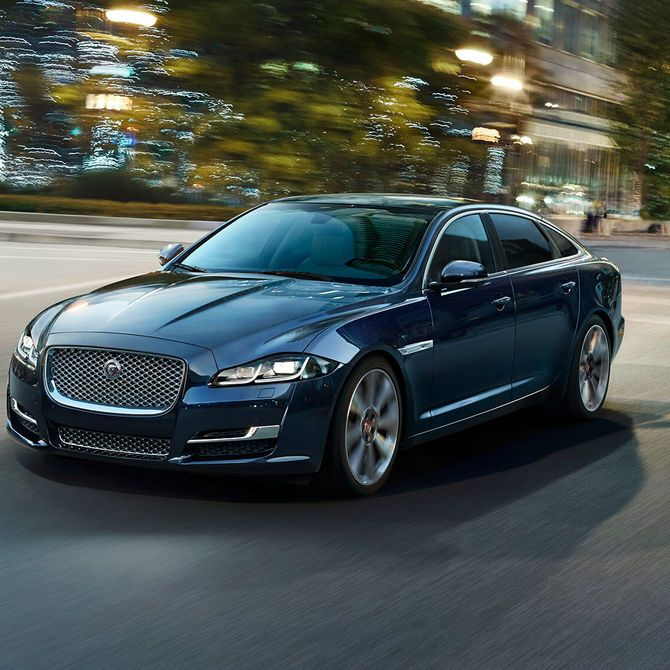 The New Jaguar: New Jaguar XJ For Sale