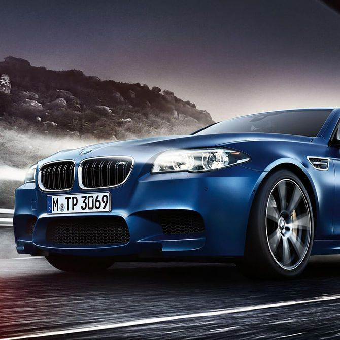 BMW M5 Saloon Exterior | Peter Vardy Edinburgh
