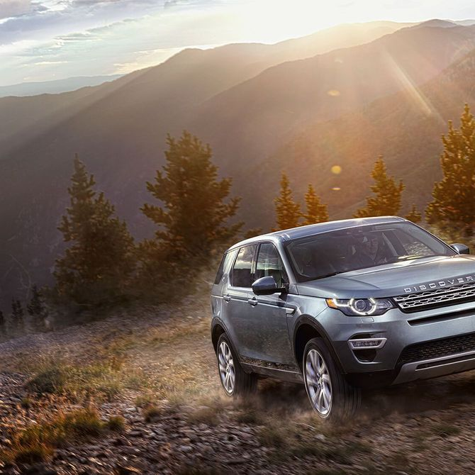 Land Rover Dealership: New Land Rover Discovery Sport For Sale