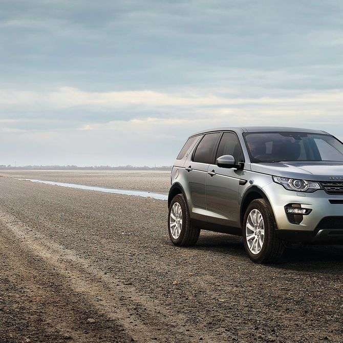 New Land Rover Discovery Sport For Sale, On Finance & Part