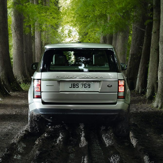 New Range Rover For Sale, On Finance & Part Exchange
