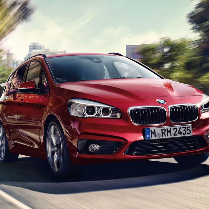 BMW 2 Series Gran Tourer | Peter Vardy Edinburgh