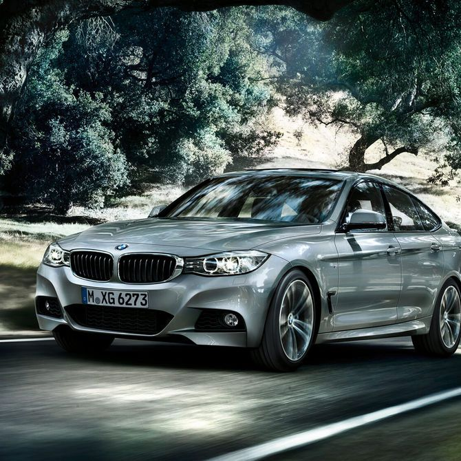 BMW 3 Series Gran Turismo | Peter Vardy Edinburgh