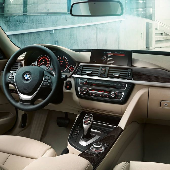 BMW 3 Series Gran Turismo Interior | Peter Vardy Edinburgh
