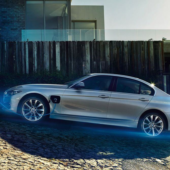 BMW 3 Series Saloon PHEV | Peter Vardy Edinburgh