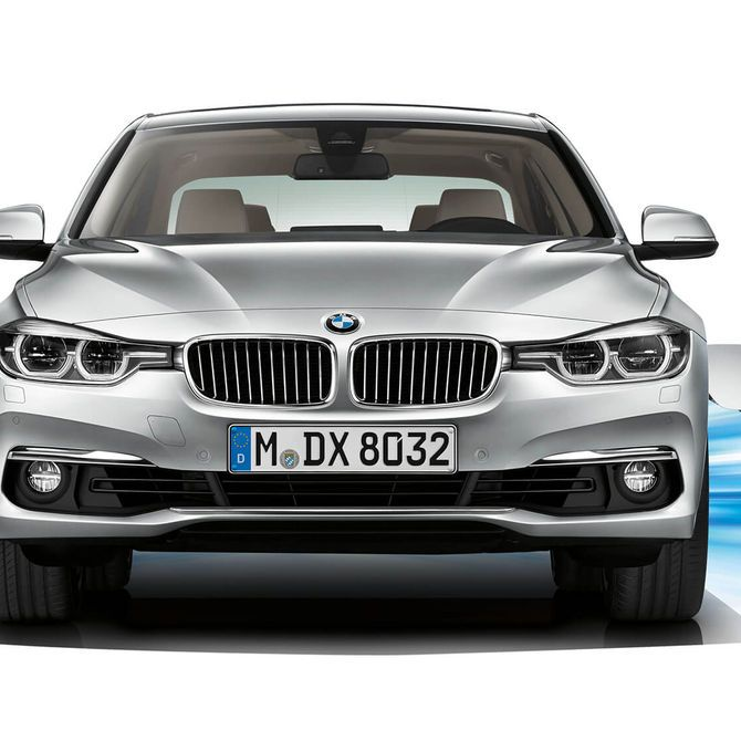 BMW 3 Series Saloon PHEV Plug-In | Peter Vardy Edinburgh