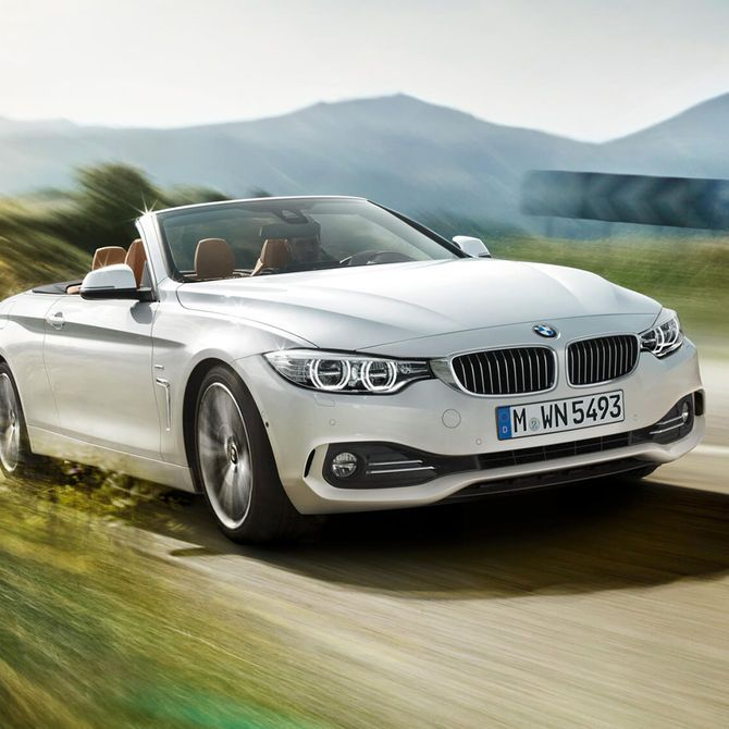 New BMW 4 Series Convertible For Sale