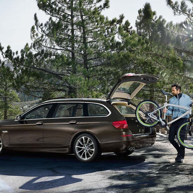 New BMW 5 Series Touring For Sale