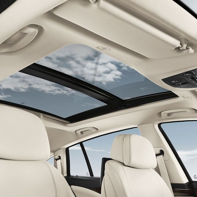 BMW 5 Series Gran Turismo Panoramic Sunroof | Peter Vardy Edinburgh